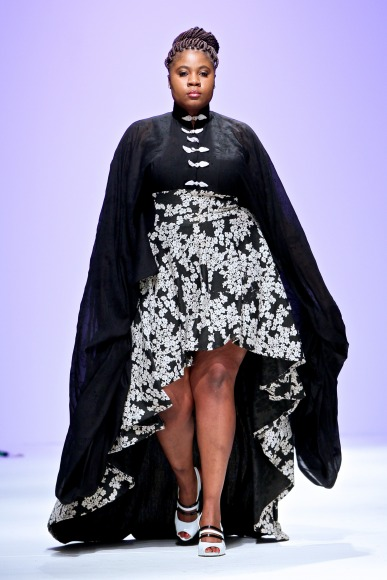 TZM Fashion House- Zimbabwe Fashion Week 2014. Photo Credit: SDR Photo